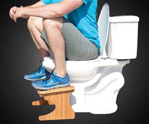 Is it Healthier to Sit, Stand or Squat to Eliminate?