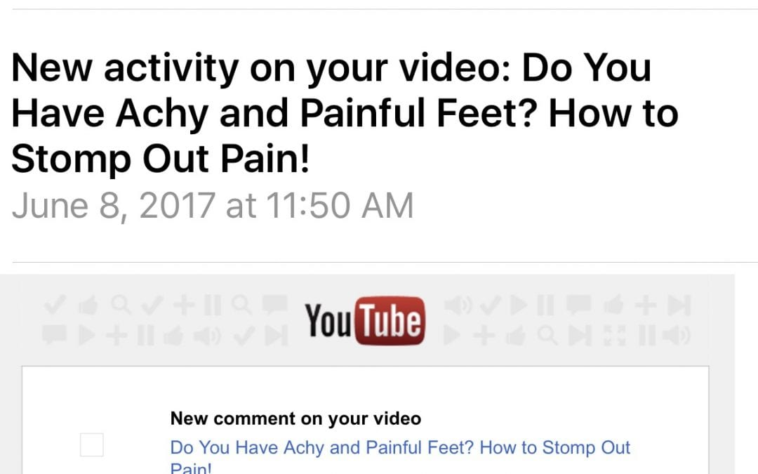 Achy and Painful Feet that Won't Stop?