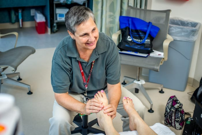 How Can Reflexology Help Cancer Patients? | Dana-Farber Cancer Institute