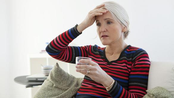 Can Reflexology Relieve Hot Flashes For Menopausal women?