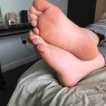 Feet Waiting
