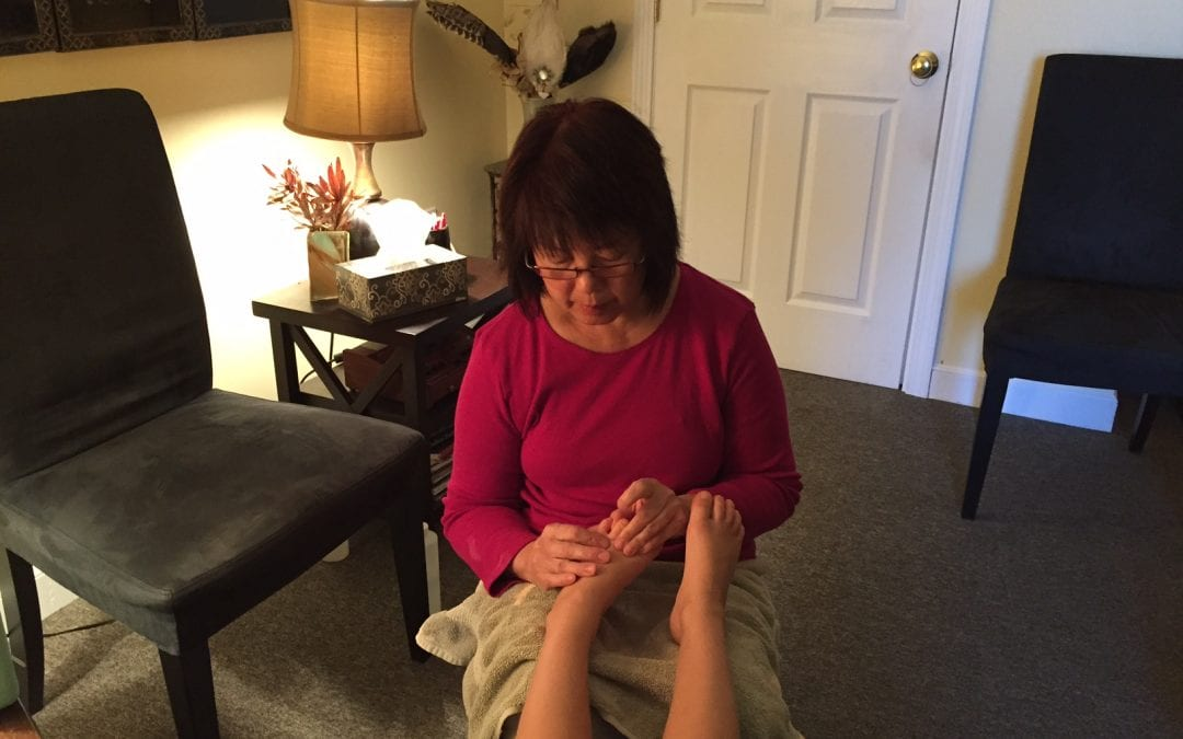 Foot Reflexology Course to Promote Relaxation – HealingPlaceEnergySchool