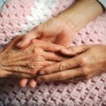 holding hands Reflexology Healing Medfield MA
