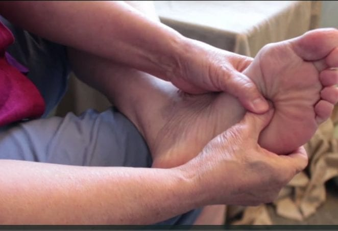 Video: Learn Foot Relaxation Reflexology From Home