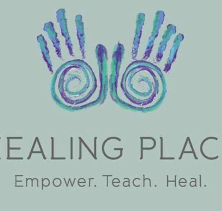I'm very proud of the #healingplacemedfield logo. The tag line is what I deeply believe and devote my life to. #reflexology #holistichealth