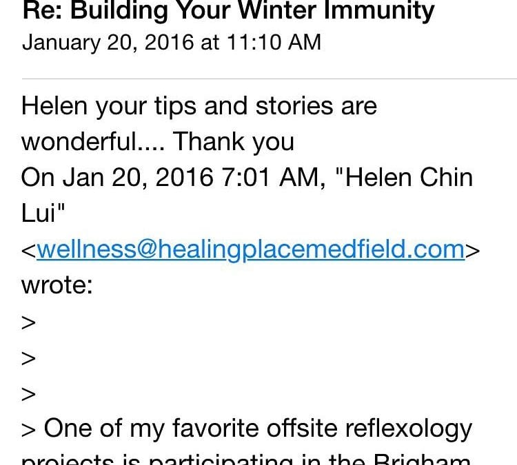 #healingplacemedfield #newsletter. I do love writing them.