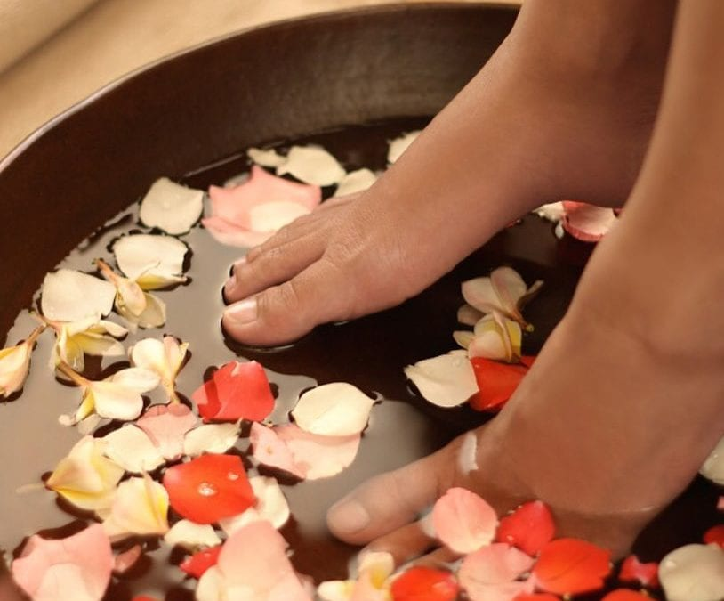Foot baths can induce relaxation and release toxins at the same time. https://bit.ly/2ox3qgk If you would like to learn more about ionic detox foot bath, call the Healing Place 508-359-6463 #footcare #footwear #footcleansing #reflexology #footritual #propershoes #holistic #selfcare #healing #light #getintouch #herbal #relaxation